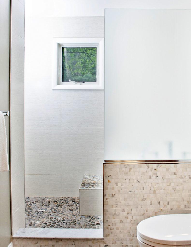 Japanese Style Bathroom - Plaisance Home Improvement